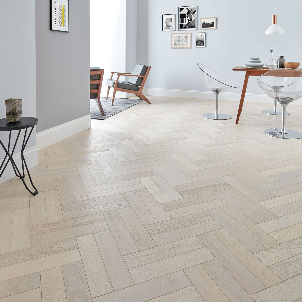Vinyl Flooring- For a Masterpiece