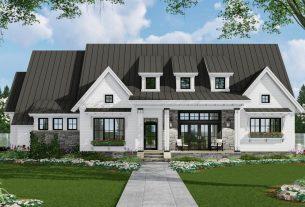 The Popular Split-Level Ranch House Design
